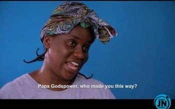 COMEDY VIDEO: Mama And Papa Godspower - Double Wahala For Deady Body